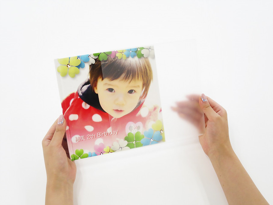 写真を送るだけの簡単フォトブック【おまかせMyBook】